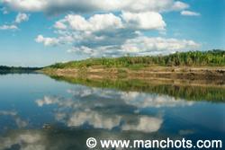 La rivière Mamorè (Bolivie)