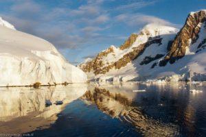 Chenal Lemaire (Péninsule Antarctique)