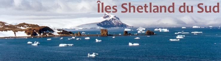 Turret Point - île du Roi-George (îles Shetland du Sud)