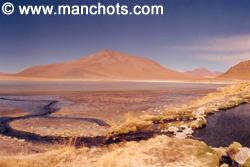Hauts plateaux (Bolivie)