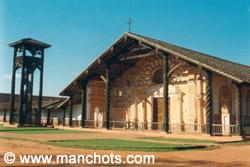 Mission jésuite de Chiquitos (Bolivie)