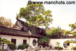 Le jardin Yu (Yu yuan) - Shanghai (Chine)
