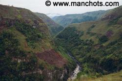 Vallée - San Agustin (Colombie)