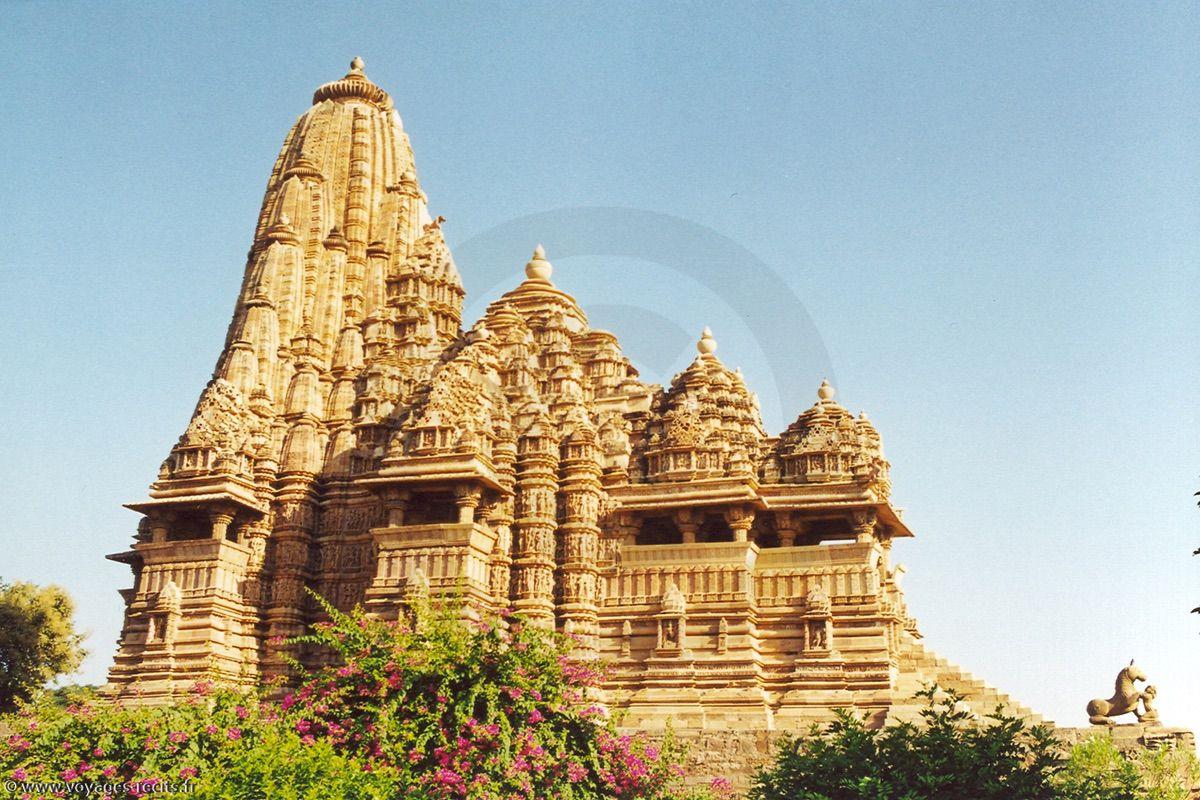 Temple - Khajuraho (Inde)
