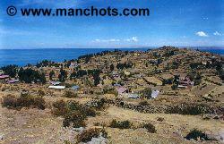 Île de Taquile (Pérou)