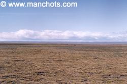 Immenses étendues de Patagonie (Argentine)