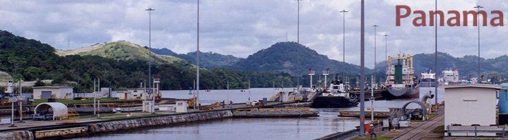 Canal de Panamá (Panama)