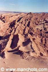 Montagnes - San Pedro de Atacama (Chili)