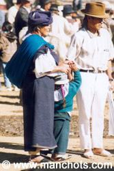 Marché d'Otovalo (Equateur)