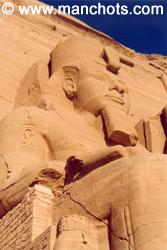 Abou Simbel (Egypte)