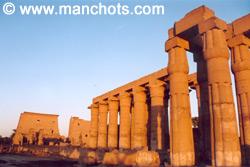 Temple de Louxor (Egypte)