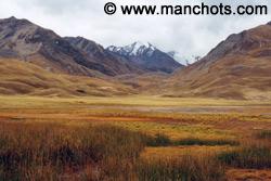 La Cordillère Blanche (Pérou)