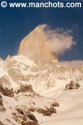 フィツロイ山(3375m) (パタゴニア)