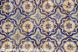 Azulejos - Lisbonne (Portugal)