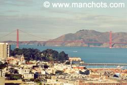 Golden Gate Bridge - San Francisco (USA)